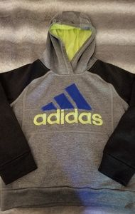 🎉Price drop🎉Boys Adidas hooded sweatshirt